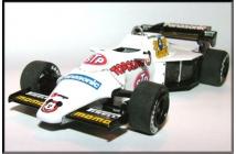 Spirit-Hart 101B Brasilian test 1984 (Fittipaldi)