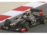Lotus-Renault E20 Bahrain GP (Räikkonen-Grosjean)
