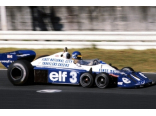 Tyrrell-Ford P34/2 Japanese GP (Peterson-Depailler)