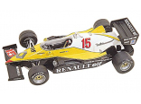 Renault RE40 Belgian GP (Prost-Cheever)