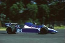 Ligier-Ford JS11 Argentine GP-Spanish GP (Depailler-Laffite)