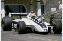 Brabham-Ford BT49 USA-West GP (Piquet-Zunino)