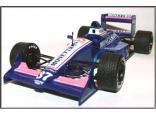 Onyx-Ford ORE1 Australian GP 1989 (Johansson-Lehto)