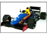 AGS-Ford JH27 Portuguese GP 1991 (Tarquini-Barbazza)