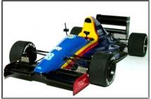 AGS-Ford JH27 Portuguese GP (Tarquini-Barbazza)