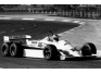 Williams-Ford FW07D Test