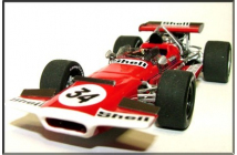 March-Ford 701 French GP (Mazet)