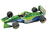 Jordan-Ford 191 British GP (Gachot-De Cesaris)
