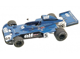 Tyrrell-Ford 006 Monaco GP 1973 (Stewart-Cevert)