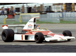 McLaren-Ford M23 British GP (Fittipaldi-Mass)