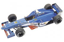Benetton-Playlife B198 Australian GP 1998 (Fisichella-Wurz)