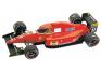 Ferrari F92A South African GP (Alesi-Capelli)