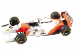 McLaren-Ford MP4/8 European GP (Andretti-Senna)