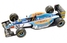 Minardi-Ford M193B Brasilian GP (Martini-Alboreto)