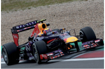 Reb Bull-Renault RB9 German GP (Weber)