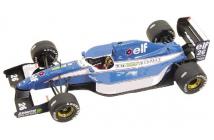 Ligier-Renault JS37 French GP (Boutsen-Comas)