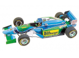 Benetton-Ford B194 Australian GP 1994 (Schumacher-Herbert)