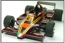 Rebaque-Ford HR100 USA GP (Rebaque)