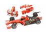Ferrari F2004 Belgian GP (Schumacher-Barrichello)