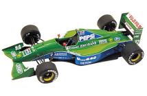 Jordan-Ford 191 Ford Japanese GP (Zanardi-De Cesaris)