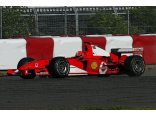 Ferrari F2004 Canadian GP (Schumacher-Barrichello)