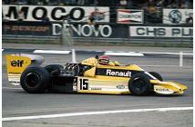 Renault RS01 British GP (Jabouille)