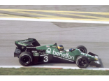 Tyrrell-Ford 012 Austrian GP-Dutch GP (Alboreto-Sullivan)