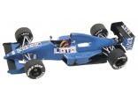 Ligier-Ford JS33B French GP (Larini-Alliot)