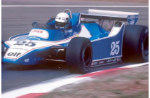Ligier-Ford JS11/15 Belgian GP (Pironi-Laffite)