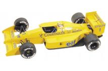 Lotus-Honda 100T British GP (Piquet-Nakajima)