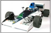 Coloni-Ford C4 USA-Phoenix GP 1991 (Chaves)