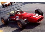 Ferrari F1-67 Monaco GP (Bandini-Amon)