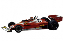 Ferrari 312T2 Canadian GP (Reutemann-Villeneuve)