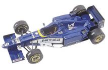 Ligier-Mugen-Honda JS43 Monaco GP (Panis-Diniz)