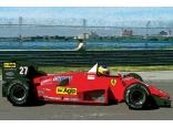 Ferrari 156/85 Canadian GP (Alboreto-Johansson)