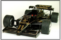 Lotus-Renault 93T Monaco GP (De Angelis)