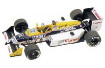 Williams-Honda FW11B San Marino GP (Mansell-Piquet)