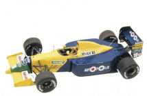 Benetton-Ford B190B USA GP (Moreno-Piquet)