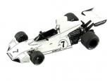 Brabham-Ford BT44 Austrian GP 1974 (Reutemann-Pace)