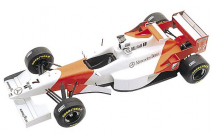 McLaren-Mercedes MP4/11 Hungarian GP (Häkkinen-Coulthard)