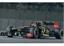 Lotus-Renault E20 Abu Dhabi GP (Räikkonen-Grosjean)