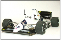 AGS-Ford JH25 Brasilian GP (Tarquini-Johansson)