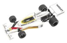 McLaren-Ford M23 British GP (Hulme-Revson-Scheckter)