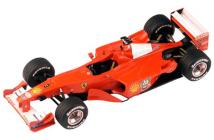 Ferrari F1 2000 Japanese GP (Schumacher-Barrichello)