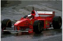 Ferrari F310B Monaco GP (Schumacher-Irvine)