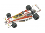 McLaren-Ford M23 Spanish GP (De Villota)