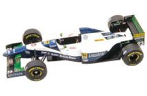 Minardi-Ford M195 Brasilian GP (Martini-Badoer)