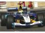 Sauber-Petronas C23 Monaco GP (Fisichella-Massa)