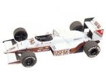 Arrows-Megatron A10B Brasilian GP 1988 (Warwick-Cheever)