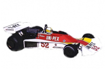 Tyrrell-Ford 007 Japanese GP (Hoshino)